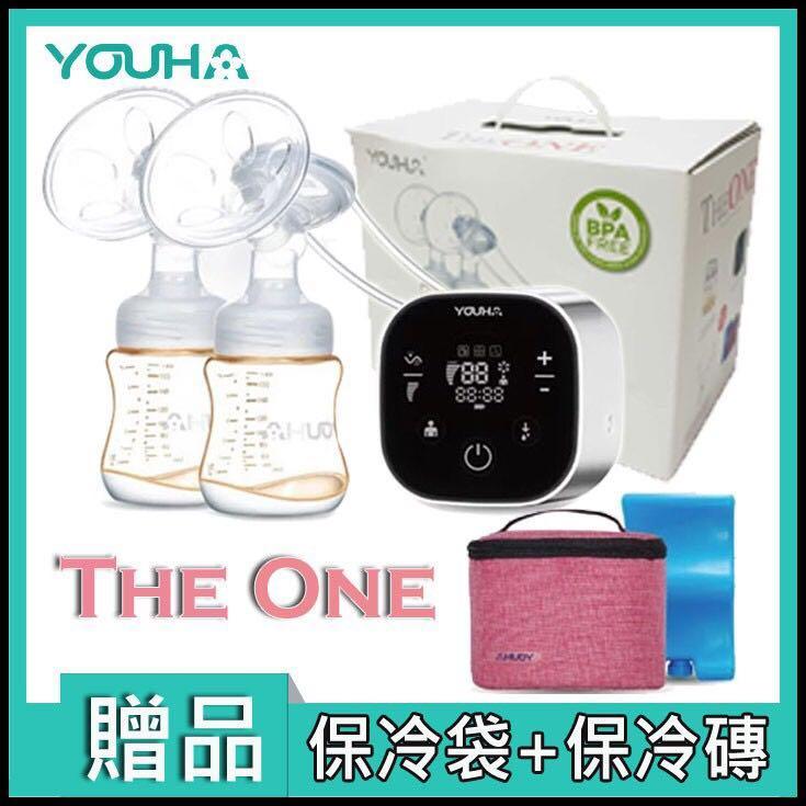 優合The one雙邊電動擠乳器