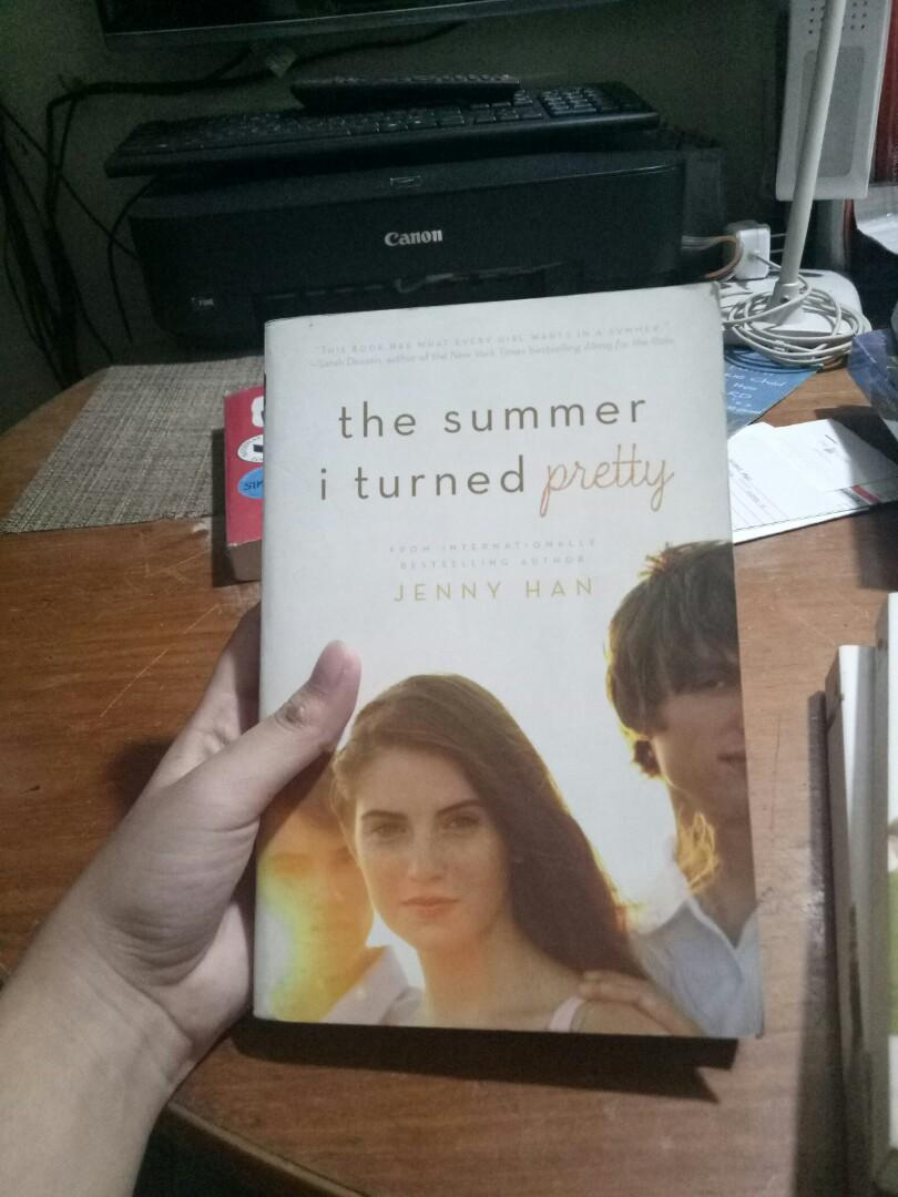 The summer i turned pretty | It's not summer without you | we'll always have summer by Jenny Han