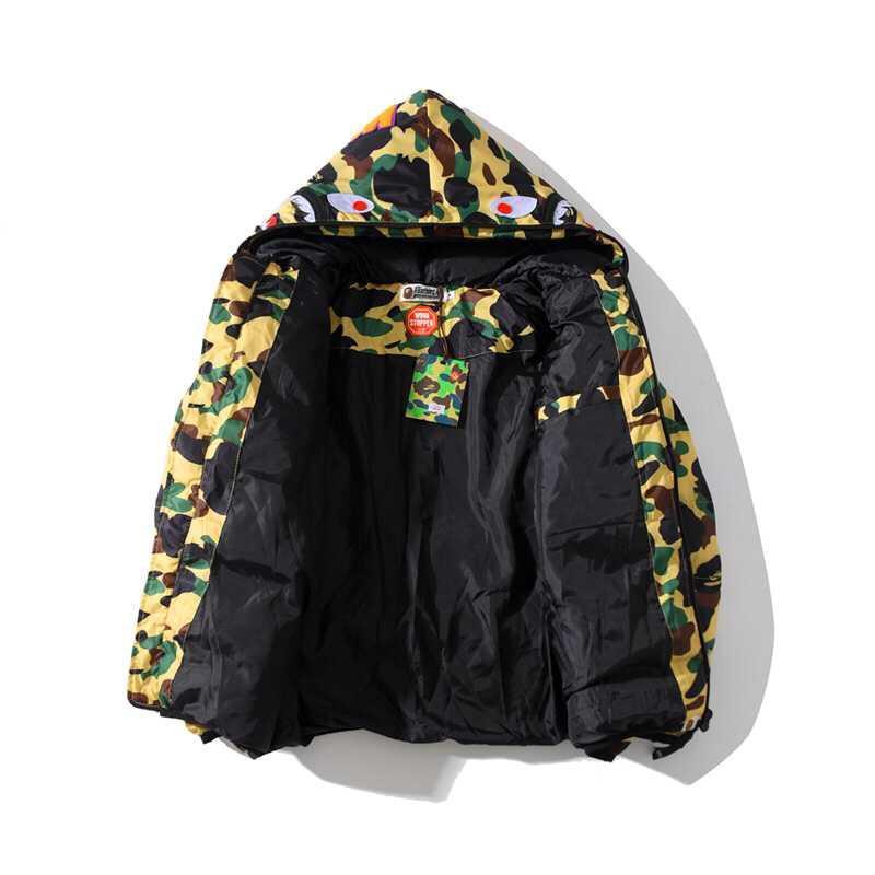 [TOP]  Winter jacket Bape camo fit size M/L/XL/XXL