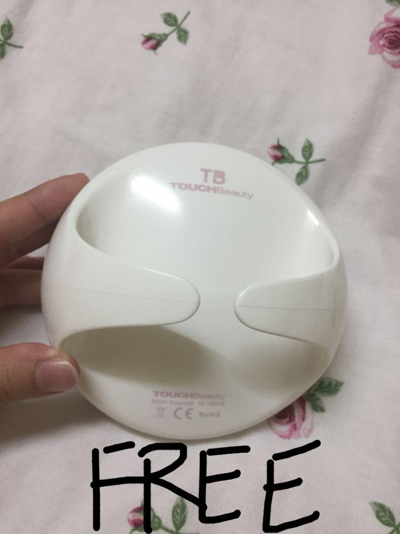 Touch Beauty 3 in 1 Electrical Facial Cleanser
