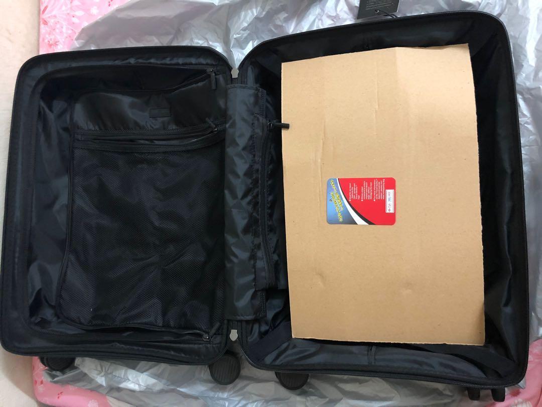 Valentino Creations Nanolite unbreakable luggage