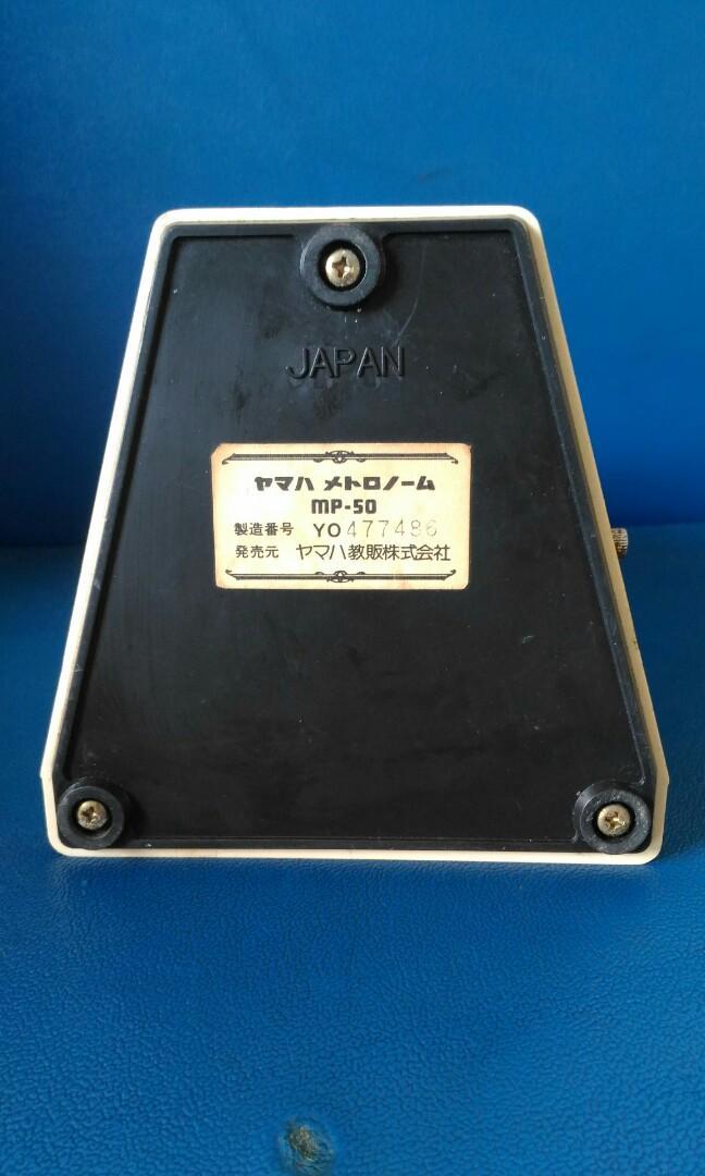 YAMAHA節拍器/日本製-MP-50