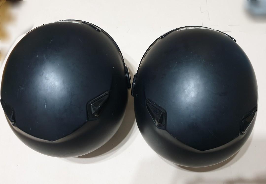 zeus 3/4 安全帽 210b 頭圍57-60 半罩 全罩 頭盔