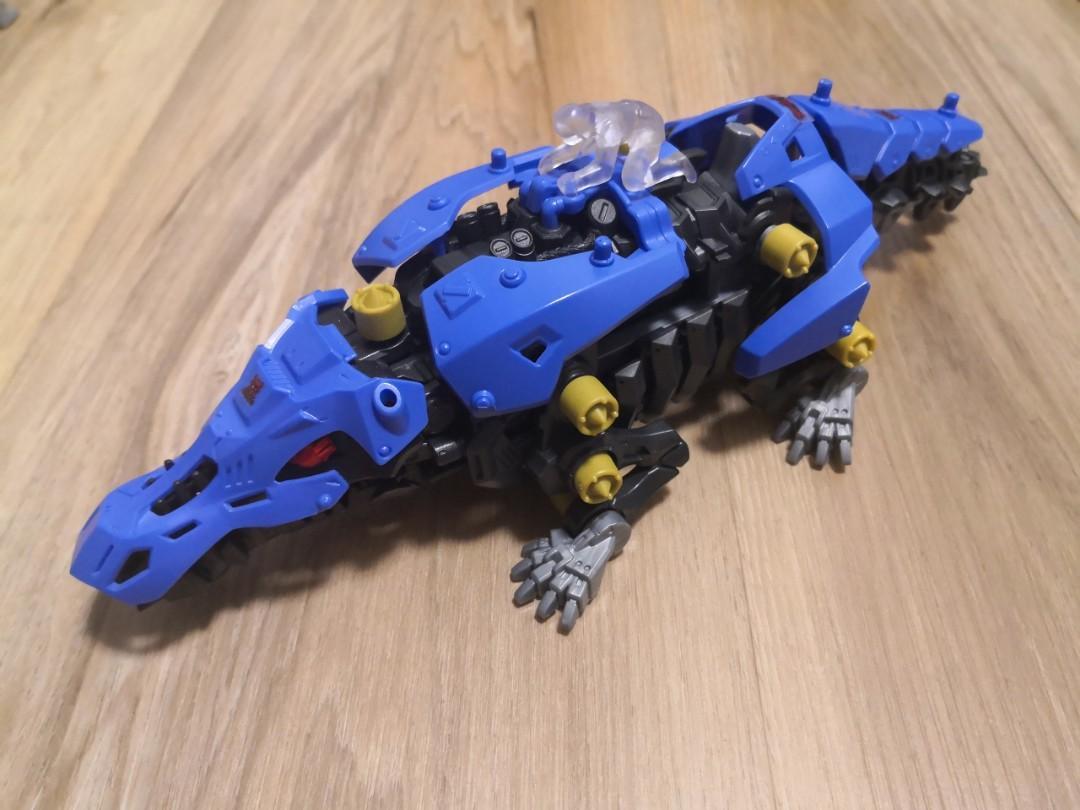 Zoids Wild Gabrigator (Fully Assembled)
