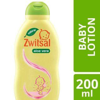 Body lotion zwitsal
