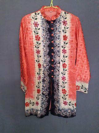Batik palembang-jumputan
