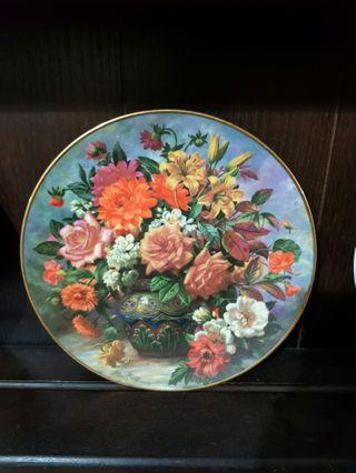 Royal Doulton Plate Collectors' Gallery Edition