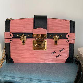 Louis Vuitton Trunk Clutch
