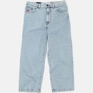 Polar skate big boy jeans 水洗色 牛仔褲 寬褲