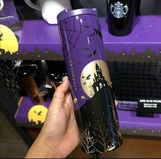 🆕 Starbucks Limited Edition Halloween Magic SS Troy Tumbler