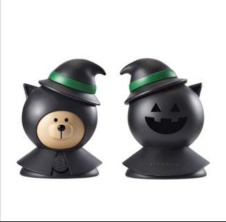 🆕 Starbucks Limited Edition Halloween Witch Mood Light