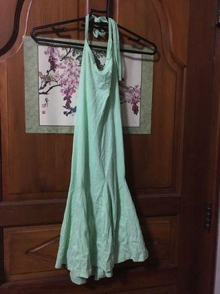 #五折清衣櫃 綁帶洋裝👗 M