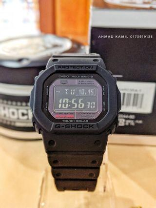 G-Shock petak Big Bang Black 35th Anniversary GW-5035A