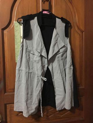 FFFF外套 罩衫 L