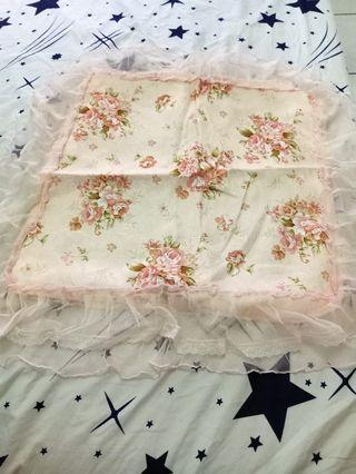 Sale..Cushion pillow cover size 45x45