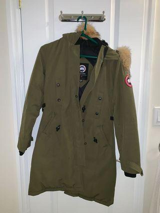 Authentic Canada Goose Kensington Jacket