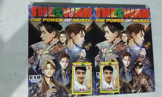2x EXO POWER ALBUM