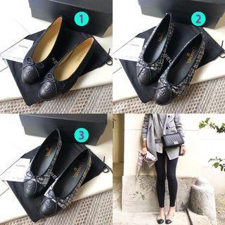 Chanel Flatshoes 1
