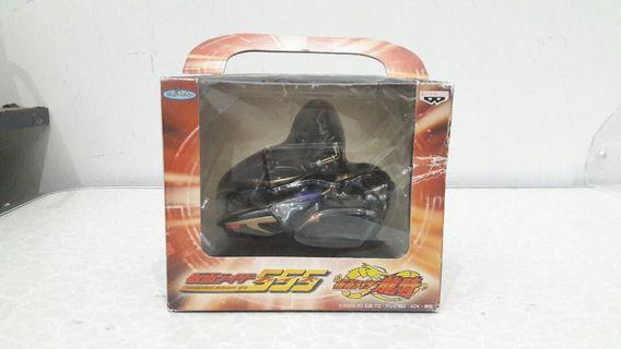 Kamen Rider Kaixa. LED, Bike & Figure