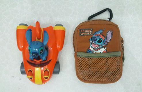 Lilo n Stitch: Lilo figure n bag