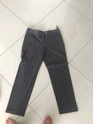 Gray MnS trousers