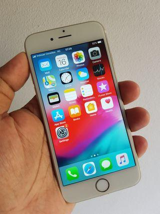 iPhone 6 Gold 16GB Finger Print OFF