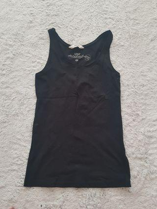 H&M Black Sleeveless Tank