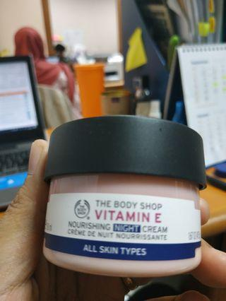 Freeongkir Vitamin E Night Cream