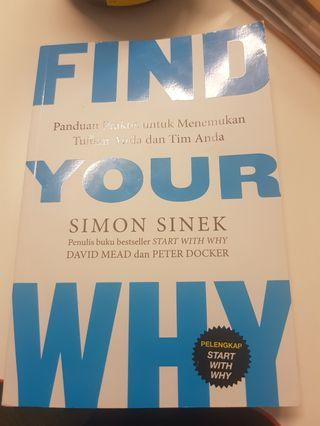 Find your why by simon sinek bahasa