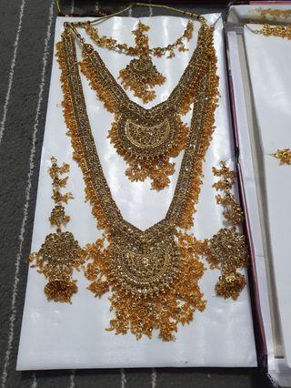 Indian Bridal Jewellery Set