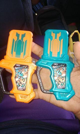 Kamen Rider Ex_Aid SG Gashat Mighty Brother