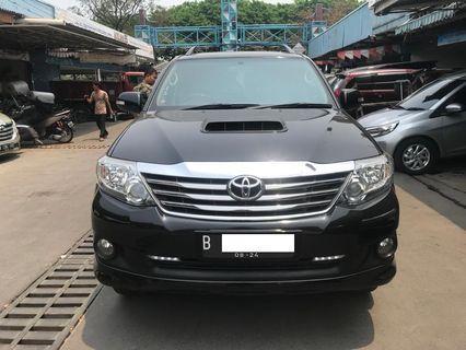 Toyota Fortuner 2.5 G VNT a/t Diesel 2014