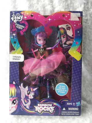My Little Pony Equestria Girl (Twilight Sparkle) doll - Rainbow Rocks Series