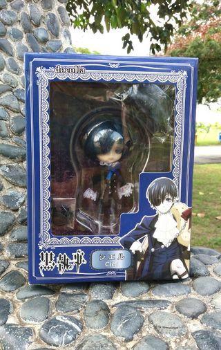 Authentic Dal Ciel Phantomhive mini doll
