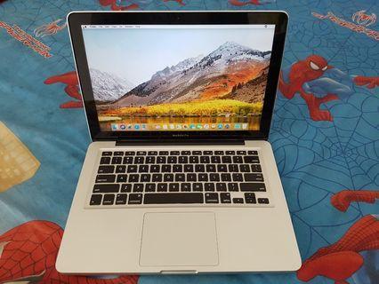 Macbook Pro 13inch MID 2010 Mines Wifi OFF