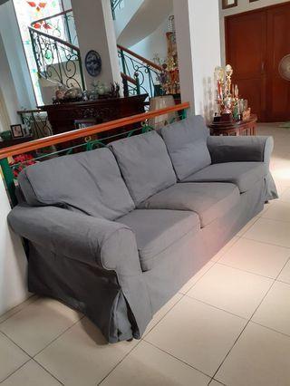 IKEA sofa 3 seaters