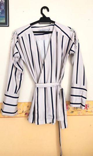 Neelofa x Fashionvalet Wrap Top