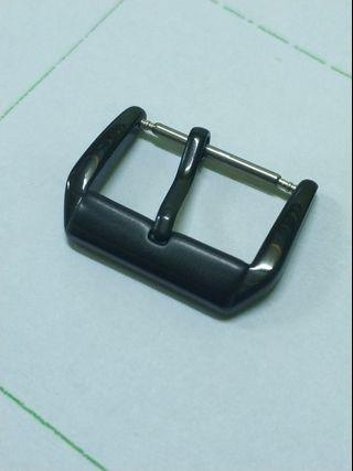 Watch Buckle - Black 16mm / 18mm -- RM12