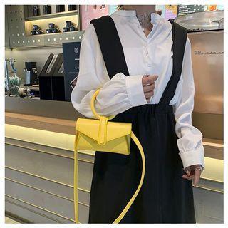 黃色三用包包 #五折清衣櫃