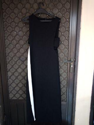 Preloved! Dress maxi black