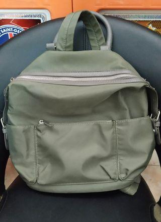 Miniso Tas Ransel Backpack Army