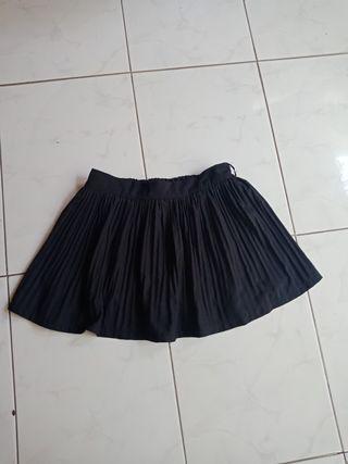 Preloved! Skirt flare black