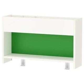 Ikea Table Cabinet & Bookcases
