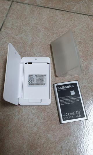 三星Samsung Galaxy Note3原廠電池+電池盒