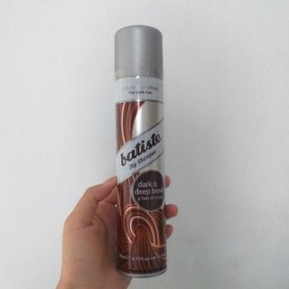 Batiste Dry Shampoo Dark & Deep Brown #1010flazz
