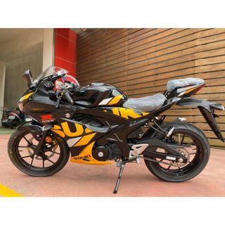 「新色登場」Suzuki GSX-R150 購車貸款洽阿駿LINE:s204159