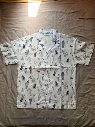 Hawaiian/Vintage Shirt Summer Style