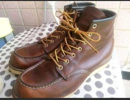 Red wing 8138   尺寸 11號