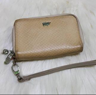 Preloved Braun Buffel Card Coin Wallet Authentic #1010flazz #prelovedwithlove