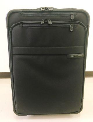 Briggs&Riley 2輪21吋/baseline系列可擴充商務行李箱/九成新